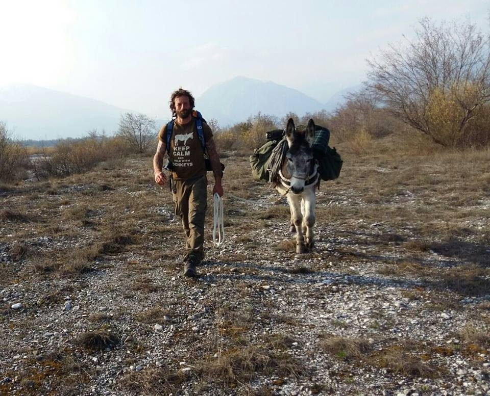ALFIO FIOCCO WALKING
