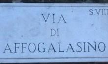L'ASINO SULLA VIA. Piccolo giro per Roma con Willy Pocino
