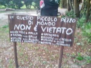 Pignatelli Non è vietato