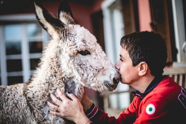 UN POMERIGGIO AL RIFUGIO MILETTA. Dove agli animali è restituito il futuro